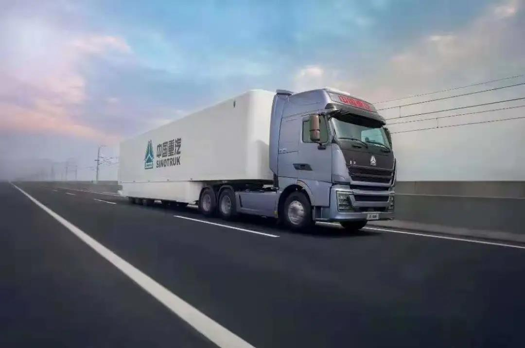 动力链是亮点 生鲜运输就是要快 TH7冷藏车不二之选