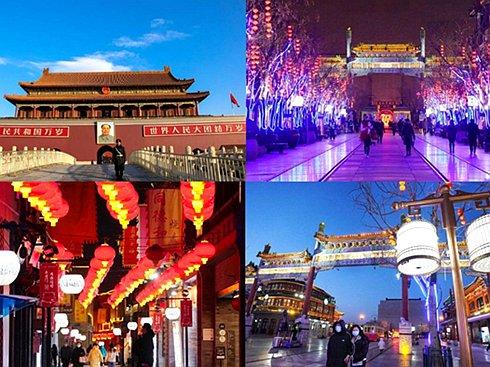 卡友春节七天乐 奥铃带你逛京城