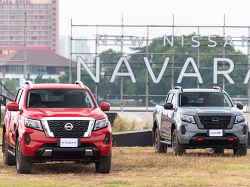 试日产全新纳瓦拉 搭YS23高低功率两款发动机