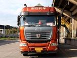 华风危货总经理查晶晶:信赖联合卡车,危货运输安全第一